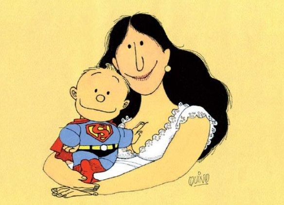 calendario-unicef 2011 -quino - lactancia materna